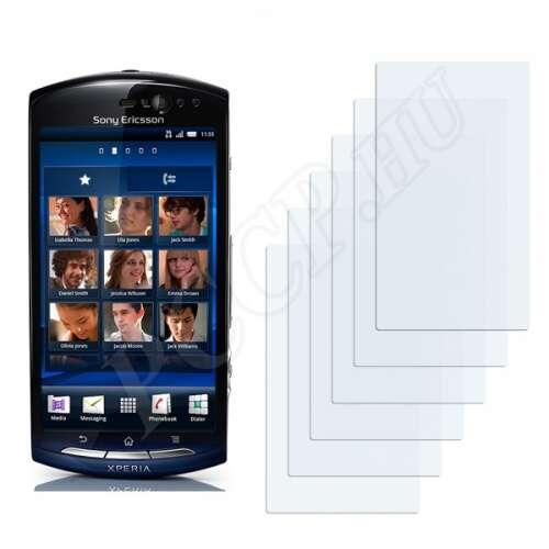 Sony Ericsson Xperia Halon mt15i kijelzővédő fólia