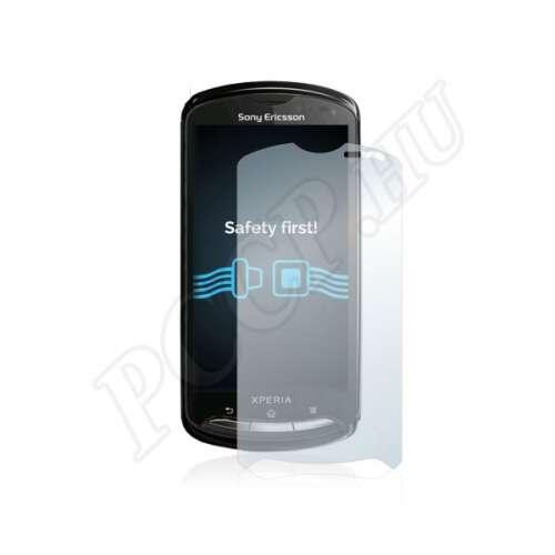 Sony Ericsson Xperia Pro MK16 MK16i kijelzővédő fólia