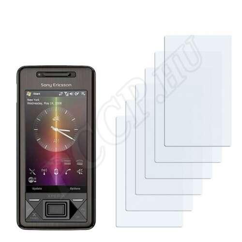 Sony Ericsson Xperia X1 kijelzővédő fólia