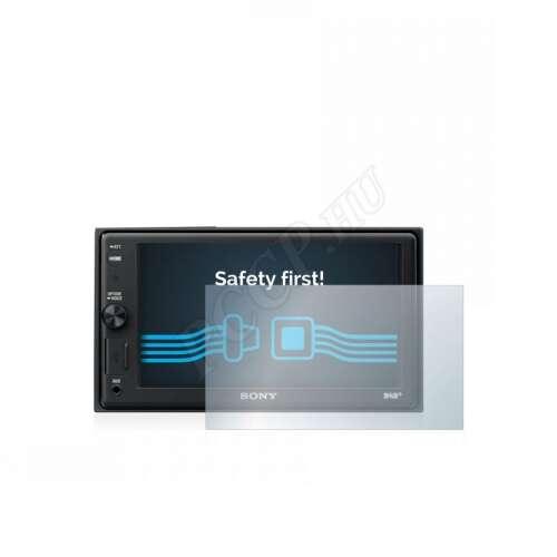 Sony XAV-AX1005DB kijelzővédő fólia