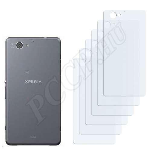 Sony Xperia A2 Back kijelzővédő fólia