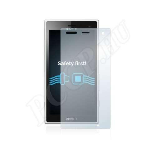 Sony Xperia Acro S (LT26w Hikari) kijelzővédő fólia