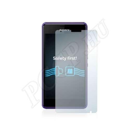 Sony Xperia E1 Dual (D2114) kijelzővédő fólia
