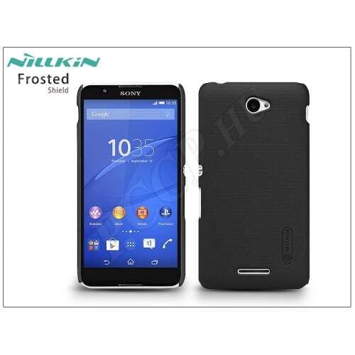 Sony Xperia E4 fekete hátlap
