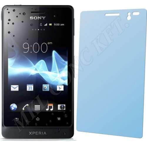 Sony Xperia Go ST27I kijelzővédő fólia