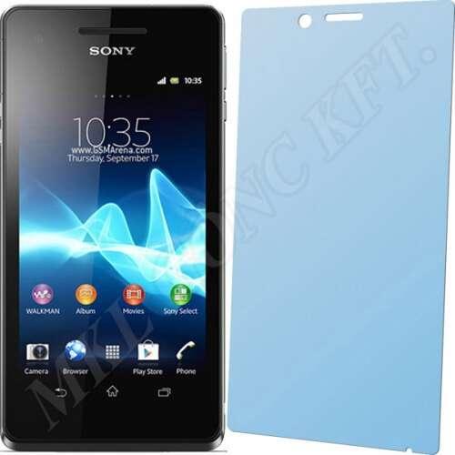 Sony Xperia J (ST26i) kijelzővédő fólia