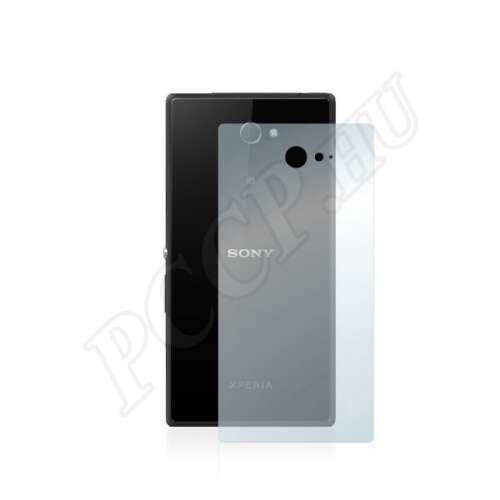 Sony Xperia M2 Aqua hátlap (D2403) kijelzővédő fólia