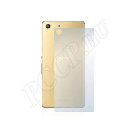 Sony Xperia M5 (hátlap) kijelzővédő fólia