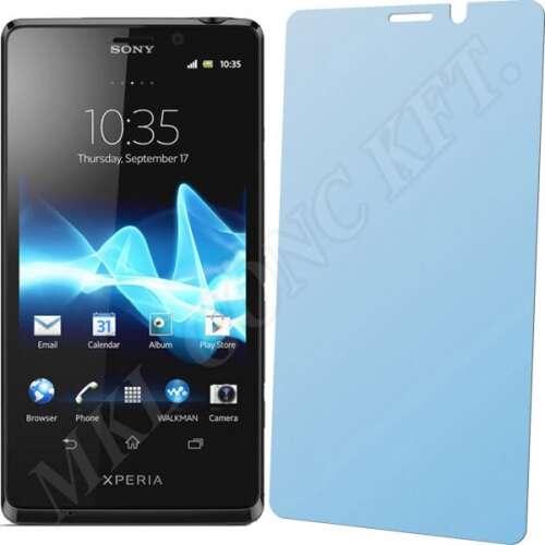 Sony Xperia T (LT30) kijelzővédő fólia