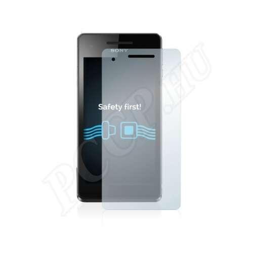 Sony Xperia V (LT25i) kijelzővédő fólia