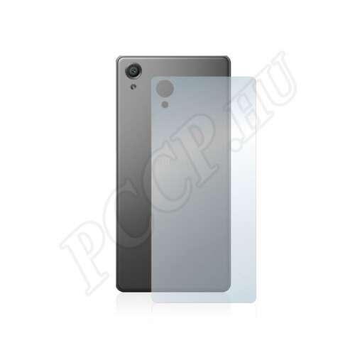 Sony Xperia X hátlap kijelzővédő fólia