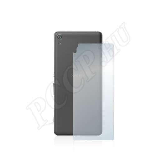 Sony Xperia XA (hátlap) kijelzővédő fólia