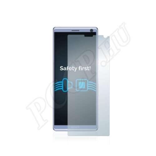Sony Xperia XA3 kijelzővédő fólia