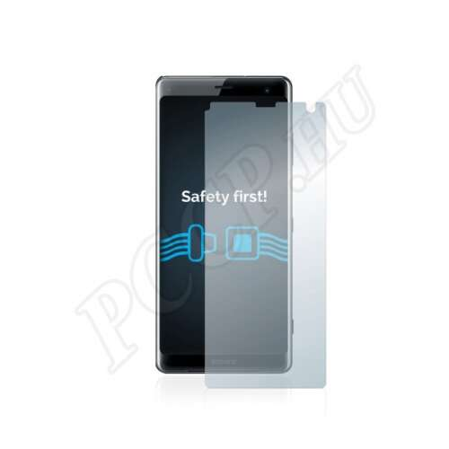 Sony Xperia XZ3 kijelzővédő fólia