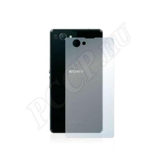 Sony Xperia Z1 Compact hátlap (D5503) kijelzővédő fólia