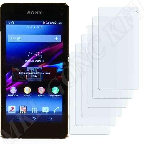 Sony Xperia Z1 Compact (D5503) kijelzővédő fólia