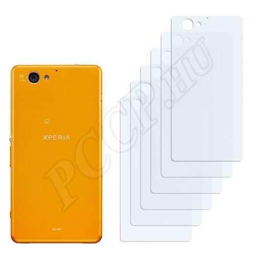 Sony Xperia Z2 Compact hátlap kijelzővédő fólia