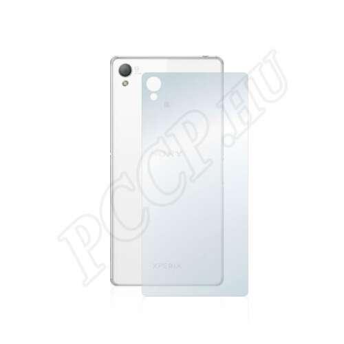 Sony Xperia Z3 hátlap (D6603) kijelzővédő fólia