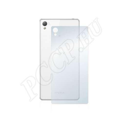 Sony Xperia Z3 hátlap (D6616) kijelzővédő fólia