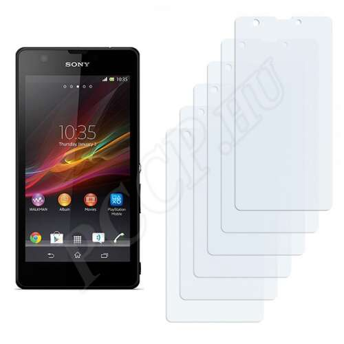 Sony Xperia ZR kijelzővédő fólia