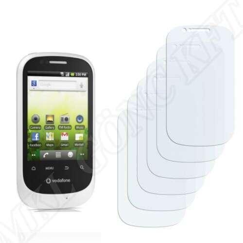 Vodafone 858 Smart kijelzővédő fólia