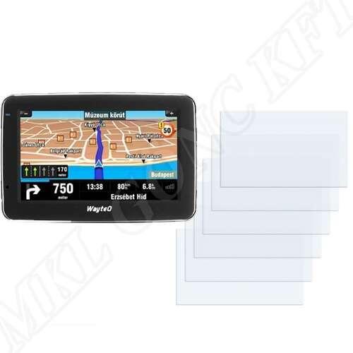 WayteQ X960BT kijelzővédő fólia