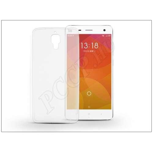 Xiaomi Mi 4 átlátszó szilikon hátlap