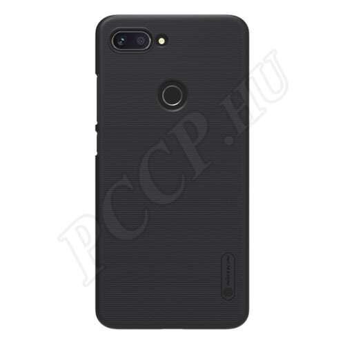 Xiaomi Mi 8 Lite fekete hátlap