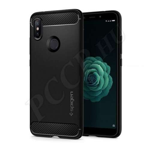 Xiaomi Mi A2 fekete hátlap