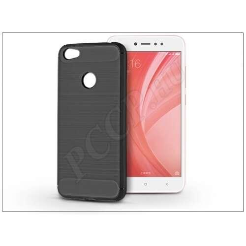 Xiaomi Redmi Note 5A Prime fekete szilikon hátlap