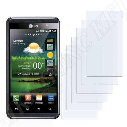 LG Optimus 3D P920 kijelzővédő fólia