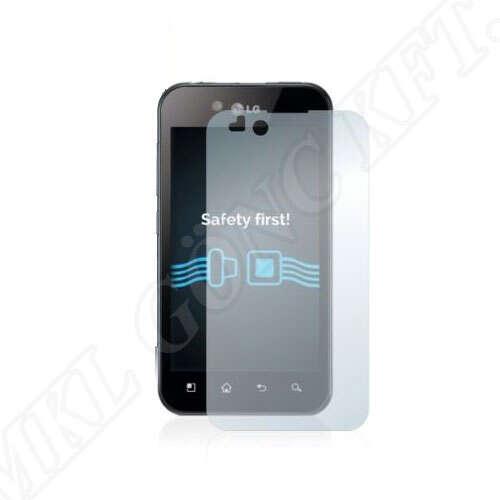 LG Optimus Black (P970) kijelzővédő fólia