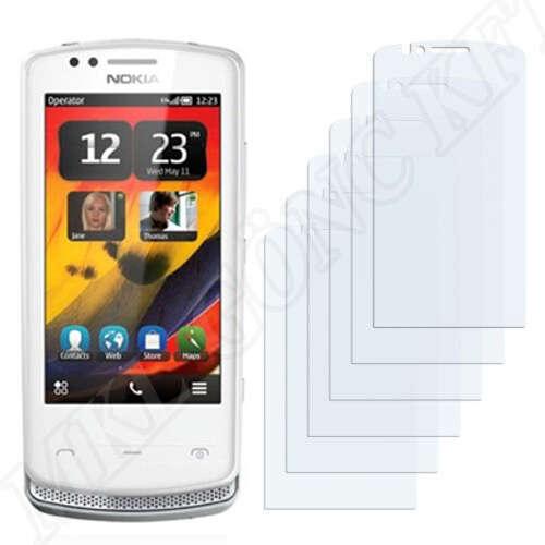 Nokia 700 Zeta kijelzővédő fólia
