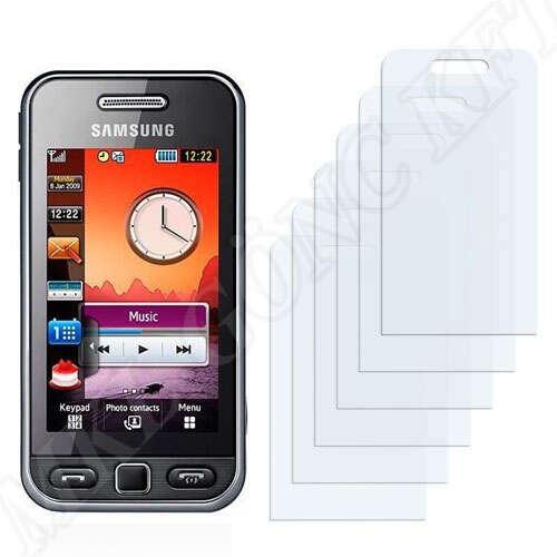 Samsung Galaxy Star (S5230) kijelzővédő fólia