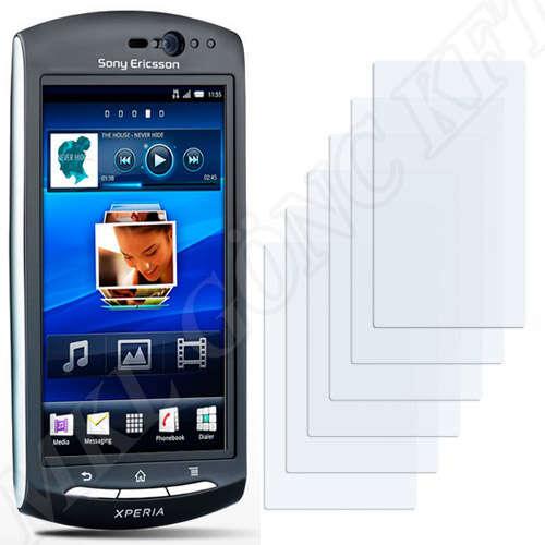 Sony Ericsson Xperia neo kijelzővédő fólia