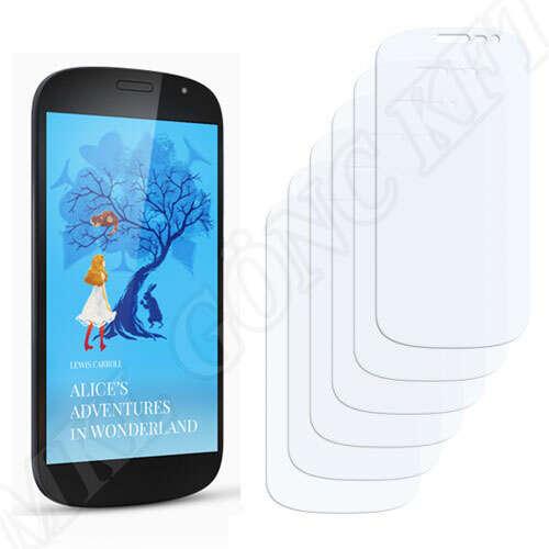 YotaPhone 2 kijelzővédő fólia